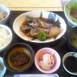 ふみ屋 - ¥1000(税込) メバルの煮つけ定食