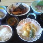 ふみ屋 - ¥1500(税込) 天ぷら定食