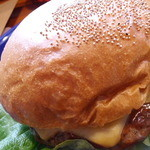 35116624 - チーズバーガー1026円