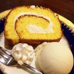 ココット - ふわふわロールケーキ♡