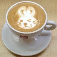 カフェ チェリーブロッサム - カプチーノ