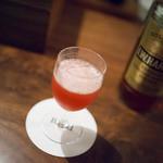 Bar d - ニューヨーク(I.W.HARPER)
