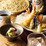 吉祥庵 - 揚げたて天ぷらで、一杯いかがですか?