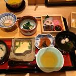 35120225 - びわね食彩膳(?)1650円★2015.2
