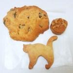 キプフェル - ねこサブレ、チョコチップクッキー、くるみクッキー