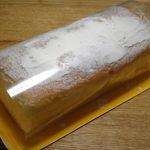 35122106 - こな雪パウンド 1080円 ロールケーキに見えるけど違うんです。26.12.31