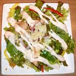 Sakanaichiba - サラダ