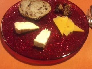 epice - チーズ盛り合わせ