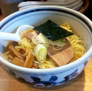 こうかいぼう - ラーメン650円