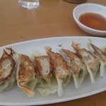 中華料理 広東 - 餃子