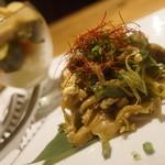 ワールド チャイニーズ キッチン ルーラン - 山くらげザーサイ