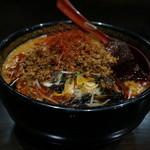 トラガス - 四川風みそ担々麺