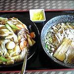 台湾料理 香林坊 - しょうゆラーメンと中華飯