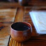 昇福亭 - ほうじ茶はタダで飲ませてくれる