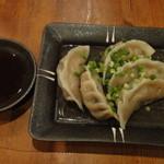麺屋 ふう - 水餃子