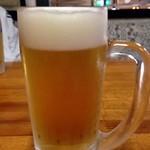 不二美 - 生ビール