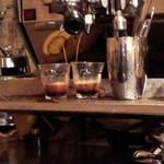 cafe+bar Leandro - エスプレッソ。なんと150円!