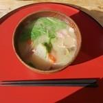 スノープラザ咲花 - 料理写真:おひょっくり…税込500円