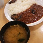 松屋 - 麻婆カレー430円