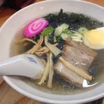 おかゆ専門店・甘味処 なつかし館 蔵 - 釧路石炭ラーメン