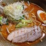 しゅういち - 辛味噌カレーらぁ麺