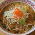 ら~麺屋めん丸 - 料理写真:みそラーメン