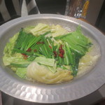 ビッシュ - もつ鍋(あっさり醤油味)