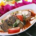 シンガポール海南鶏飯 - カレーの王様フィッシュヘッドカレー