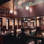 椿屋珈琲店 有楽町茶寮 - 写真は系列店です。