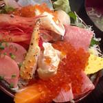 35141675 - 豪華海鮮丼 ¥1620