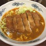 五十番 - 201502 パーコー坦々麺(950円)