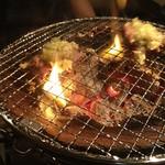水戸焼肉ホルモン場Bar - ★★★☆☆