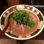 すごい煮干ラーメン凪 - 蔵出し味噌2015(1000円)
