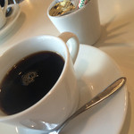 ブルーフラットカフェ - 食後のコーヒー