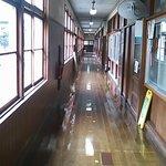 35146758 - カフェの前の廊下