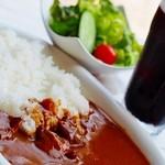 カフェ オダヤカ - 料理写真:カレー