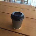 カフェ三四八 - ドリンク写真:ホットコーヒー小