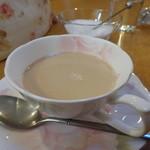 ティータイム - チャイ風ミルクティー