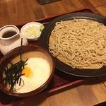 富田屋 - とろろ蕎麦