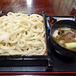 35150362 - 鴨汁うどん(1050円)                       _2015-02-16
