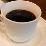 巴裡 小川軒 サロン・ド・テ - 珈琲 ロイヤルコペンハーゲンのカップでした