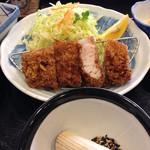 rengaya - 特選ロースかつ定食