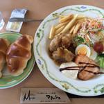 ベーカリー&パリ食堂 マルシェ - 料理写真: