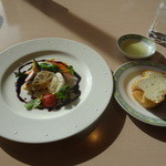 35154450 - 真鯛のポワレ パン