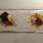 リストランテ サクラ - 新しいシェフのお料理