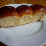 JOHAN - ふんわりちぎりパン☆断面