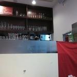 ドゥエ イタリアン - 最早バーカウンター