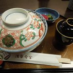 浅草今半 - 百年牛丼セット