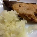 定食や おかだ - ぶり塩焼き