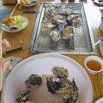 住栄丸 - 牡蠣は粒揃い。小さいのは混ざってません。